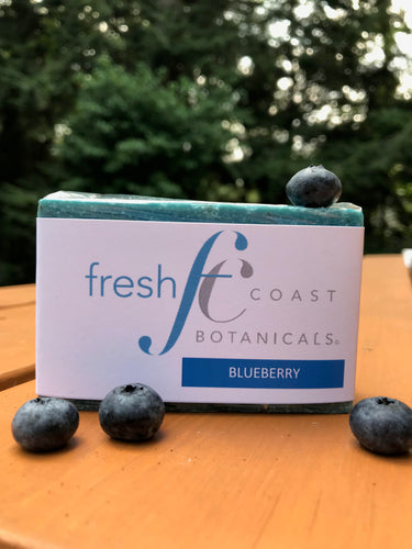 Blueberry Cold Process Soap