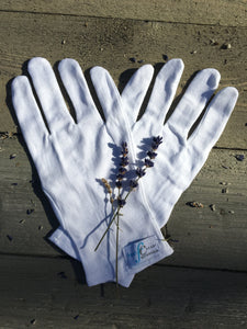 100% Cotton Absorption Gloves