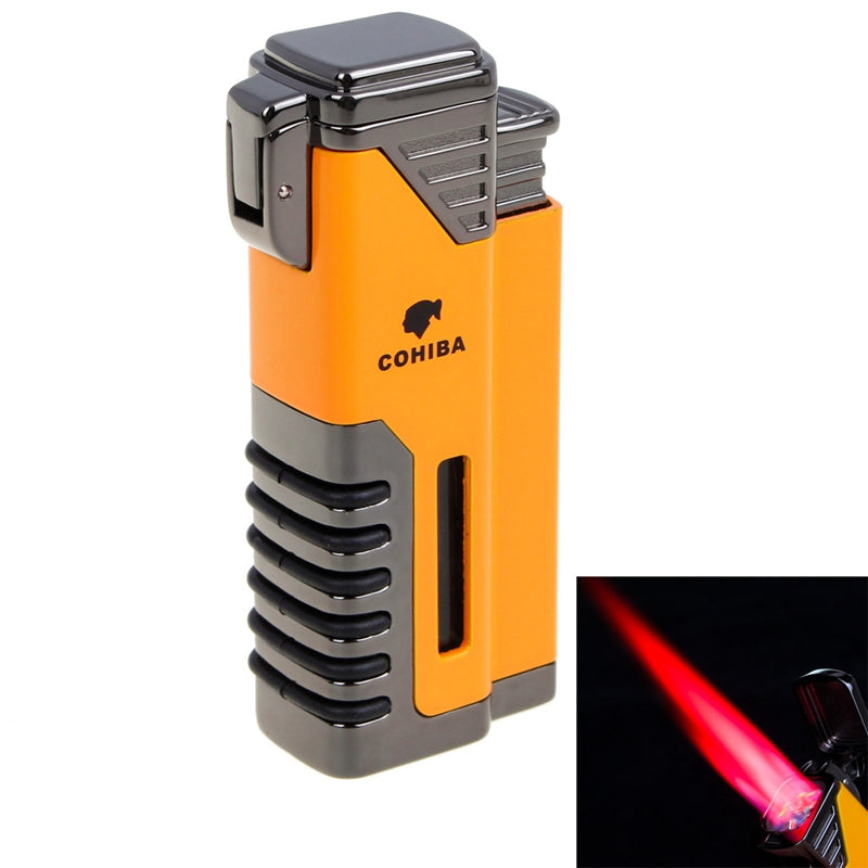 COHIBA Windproof Lighter-cigaraccessories