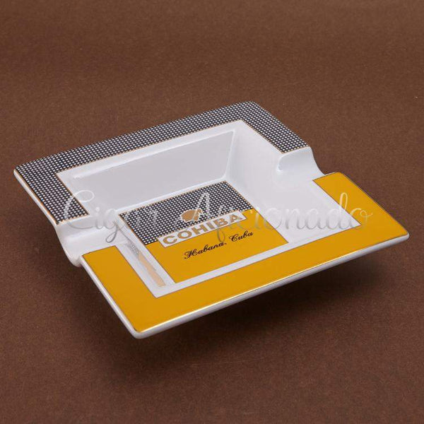 COHIBA Luxury Table Ashtray-cigaraccessories