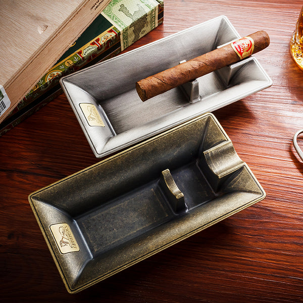 LUBINSKI Creative Design Luxury Cigar Ashtray