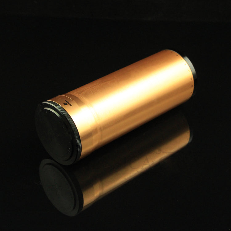 COHIBA Metal Jar Cigar Tube