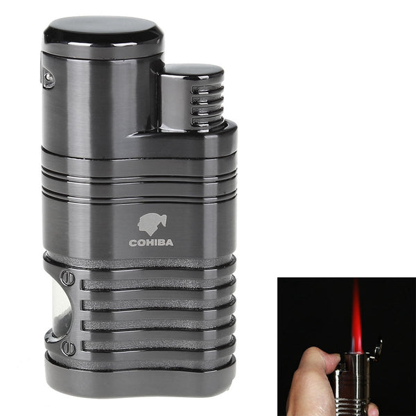 COHIBA Fashion High Quality Windproof Lighter Torch Jet-cigaraccessories