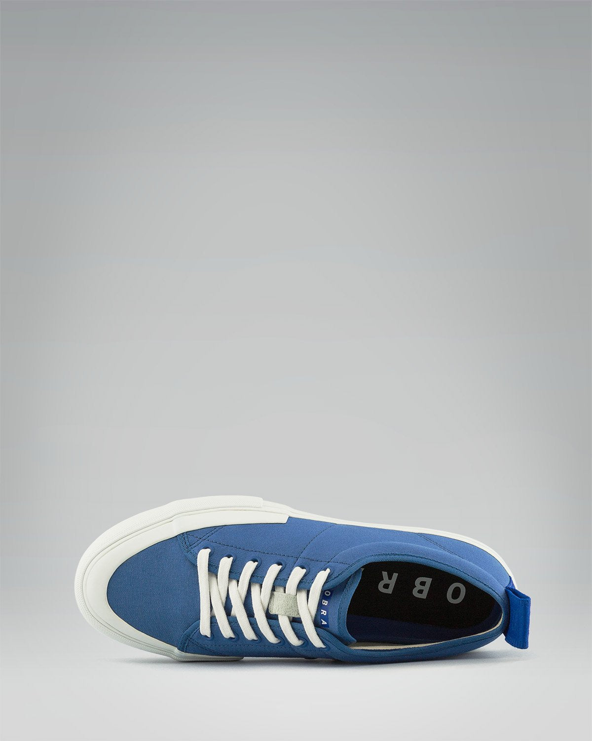240 CANVAS LOW WRAP TOE - Torres Blue/White/OBRA Blue