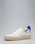 CANVAS SLIP-ON WRAP TOE <br/>White/Off-White/OBRA Blue