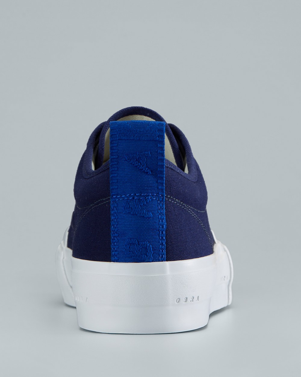 240 CANVAS LOW WRAP</br>Navy/White/OBRA Blue