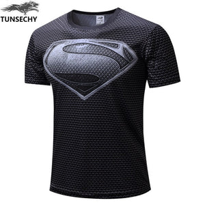 t shirt super héros