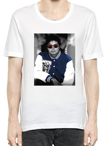 "t-shirt ""king of pop"""