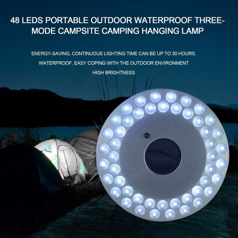 lampe LED waterproof