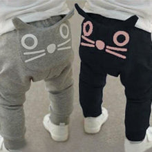 PANTALON  ENFANT  imprimé chat