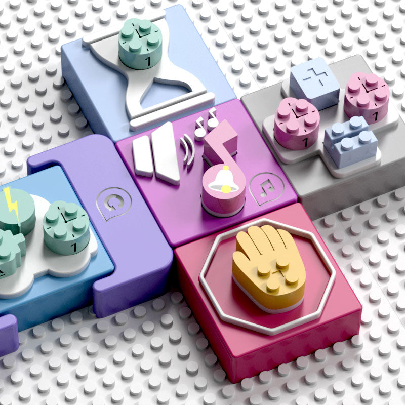 Algobrix teaches coding with Lego-like bricks