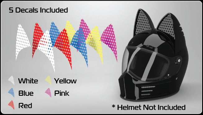 Cat Ear Helmet Upgrade [Pre-order]