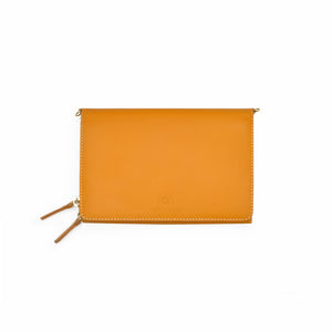 Taku_and_Grace_Leather_Convertible_clutch_bag_luggage_front_view