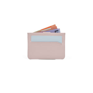 Taku_and_grace_leather_wallets_tae_card_slip_rosewater_back_filled