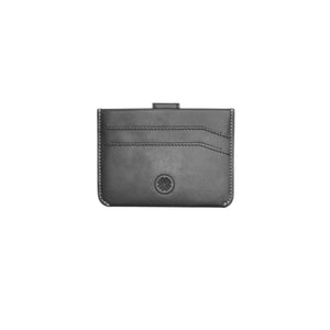 Taku_and_grace_leather_wallets_tae_card_slip_black_front_view