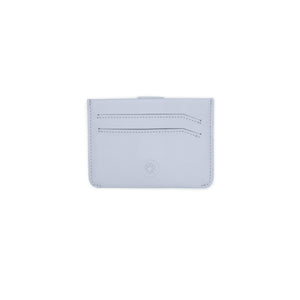Taku_and_grace_leather_wallets_tae_card_slip_dawn_gray_front_view