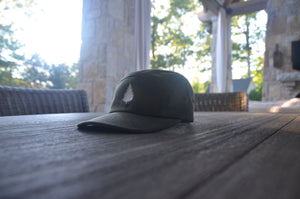 Five Panel Forest Cap