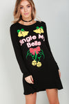 Jingle My Bells Christmas Swing Dress