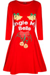 Jingle My Bells Christmas Swing Dress - bejealous-com