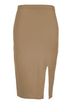 Bella High Waist Ruched Mini Skirt - bejealous-com