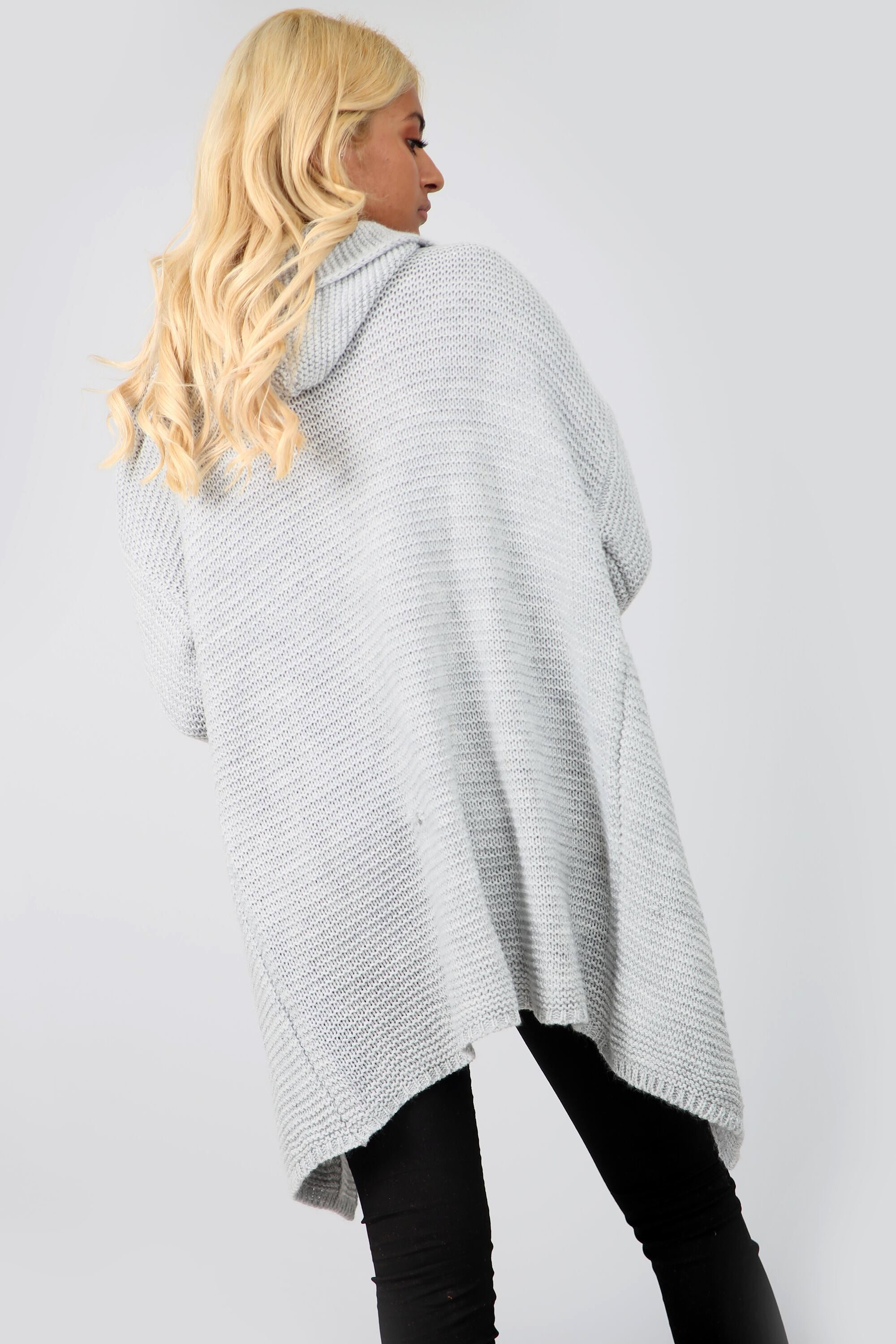 Jamelia Pom Pom Long Sleeve Hooded Cardigan - bejealous-com