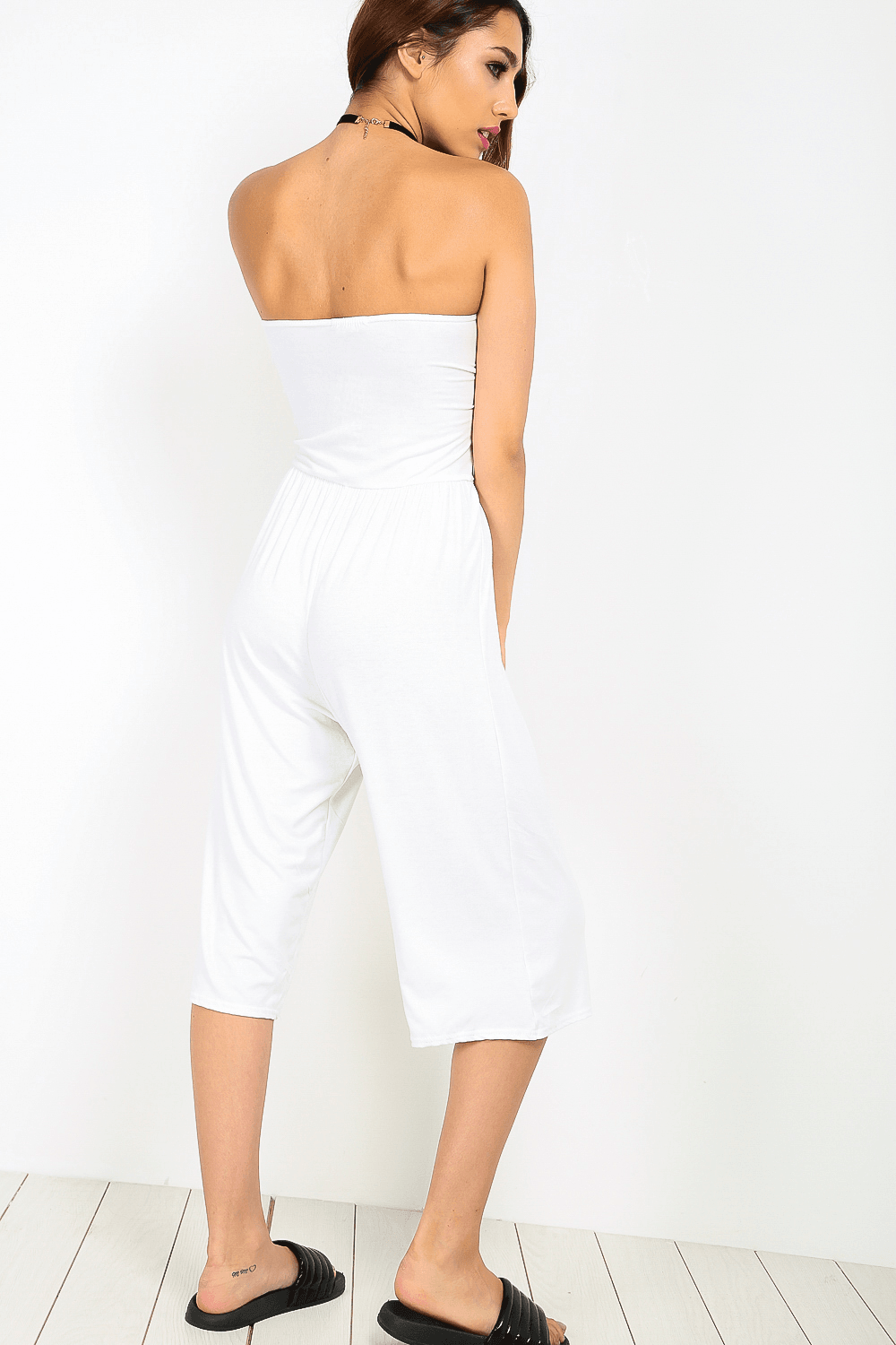 Gillian Embroidered Jumpsuit - bejealous-com