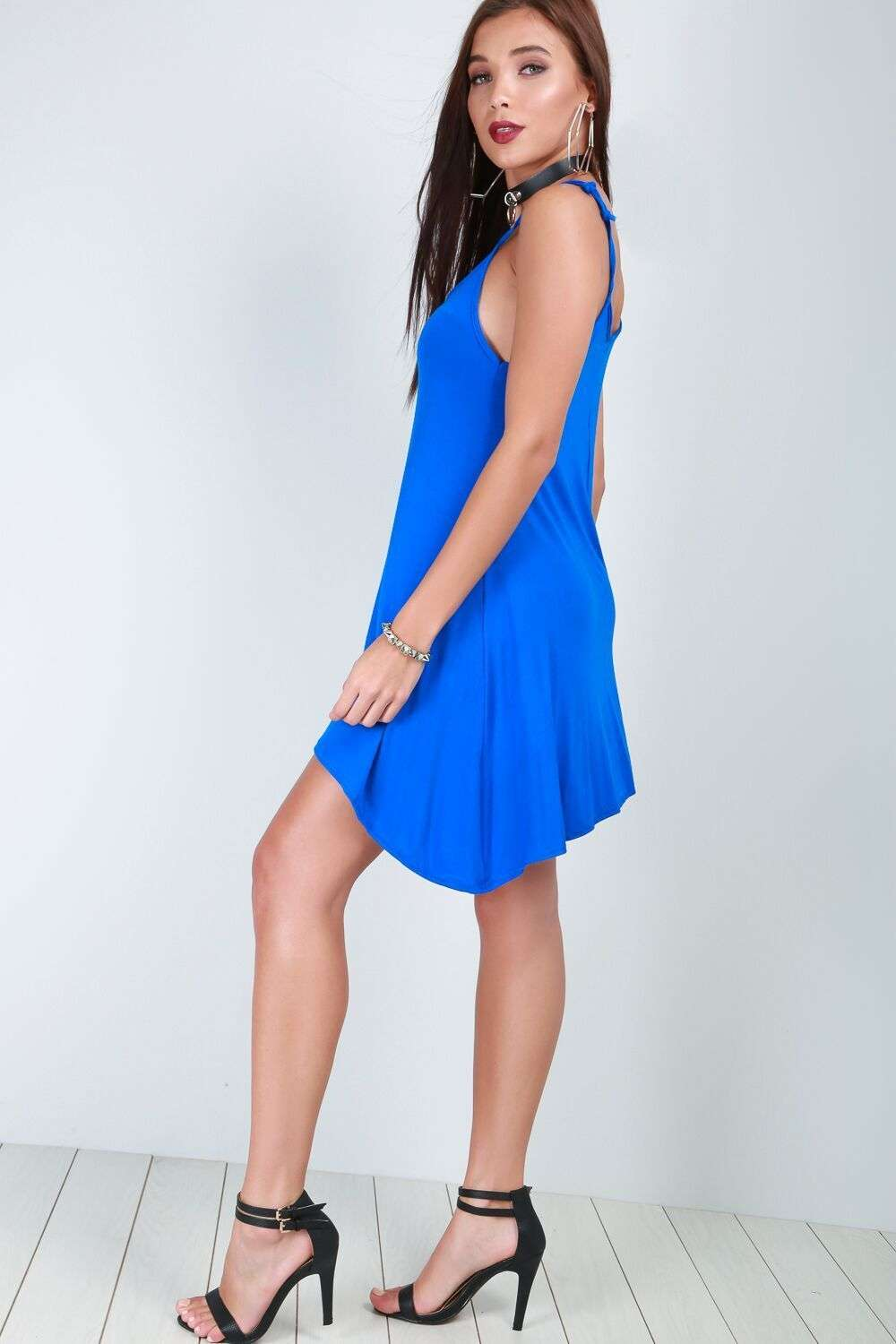 Jessica Jersey Cami Dress - bejealous-com