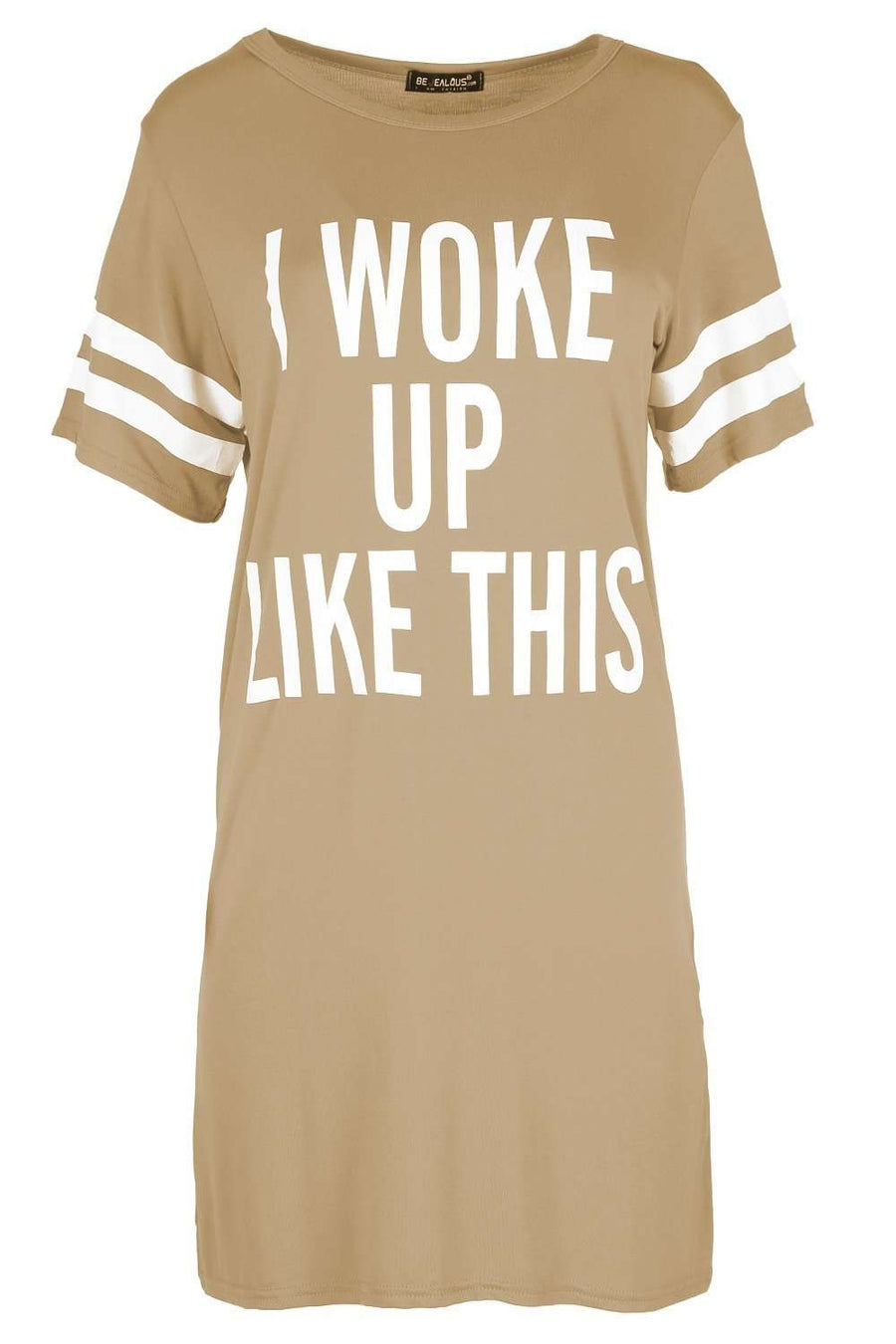 Jules I Woke Up Like This Night Dress - bejealous-com