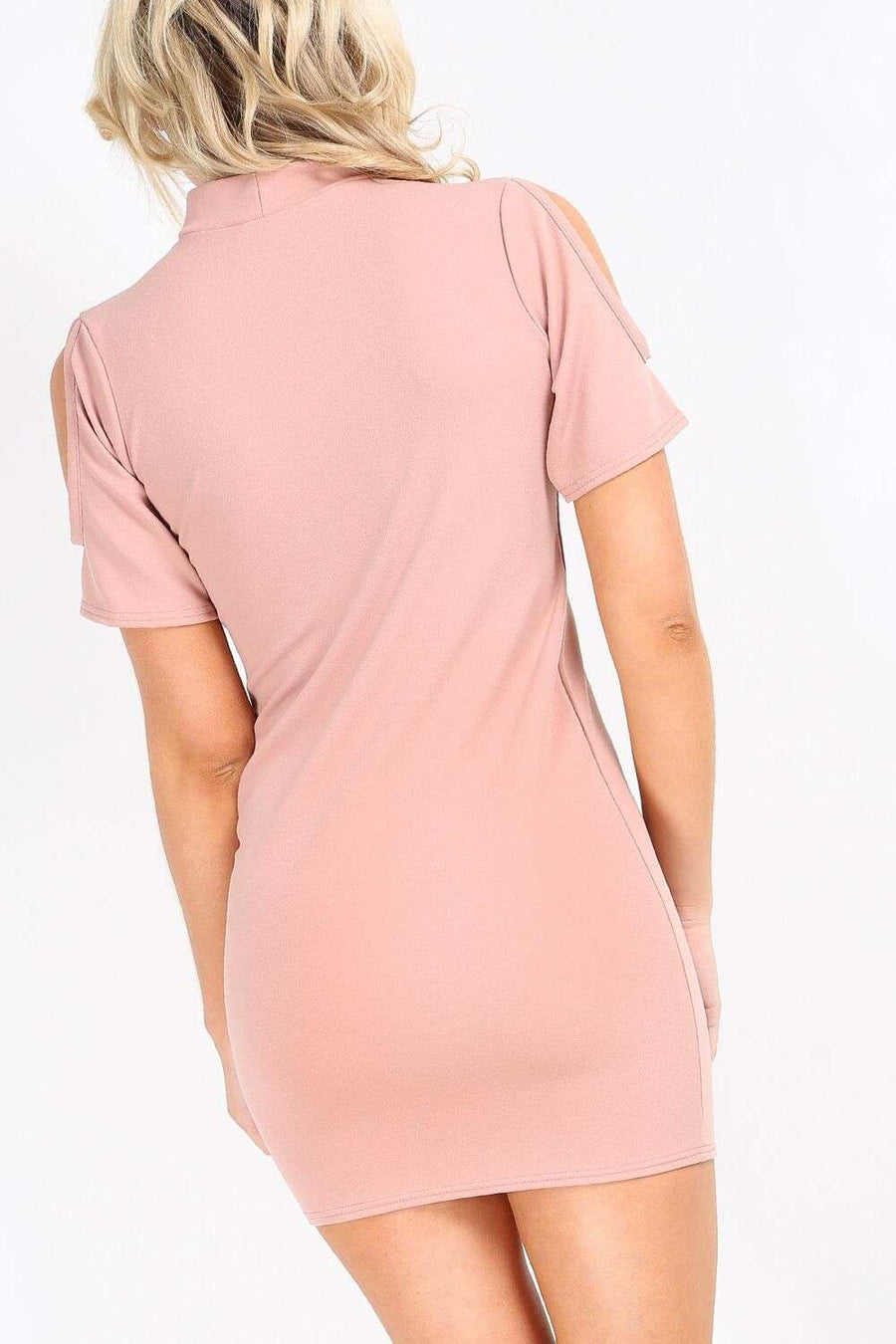 Lassi Lace Up Dress - bejealous-com