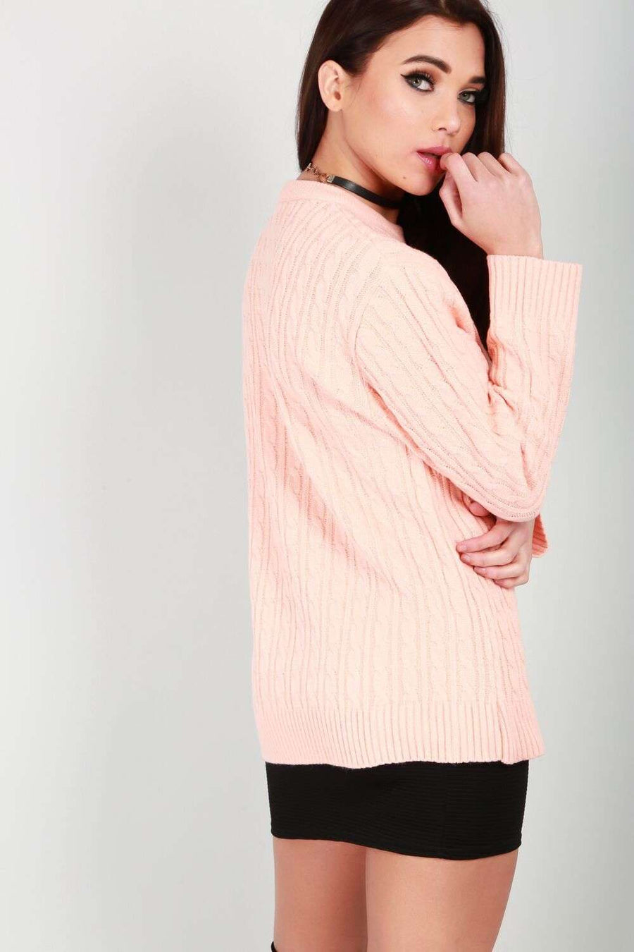 Molly Long Sleeve Jumper - bejealous-com