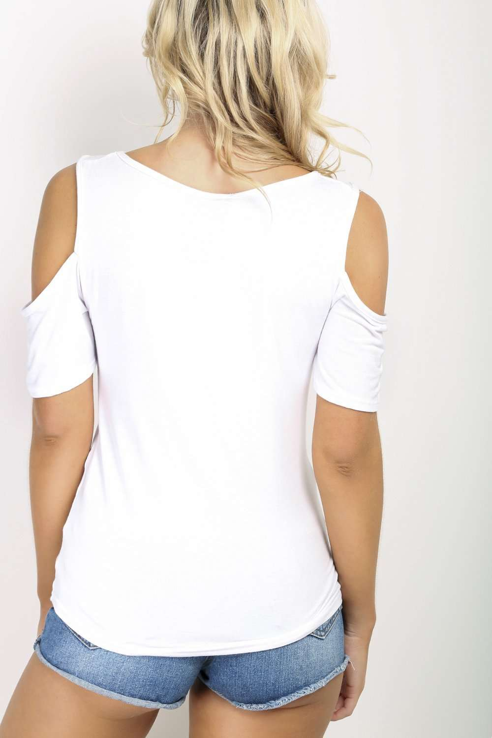 Reese Cold Shoulder T-Shirt - bejealous-com
