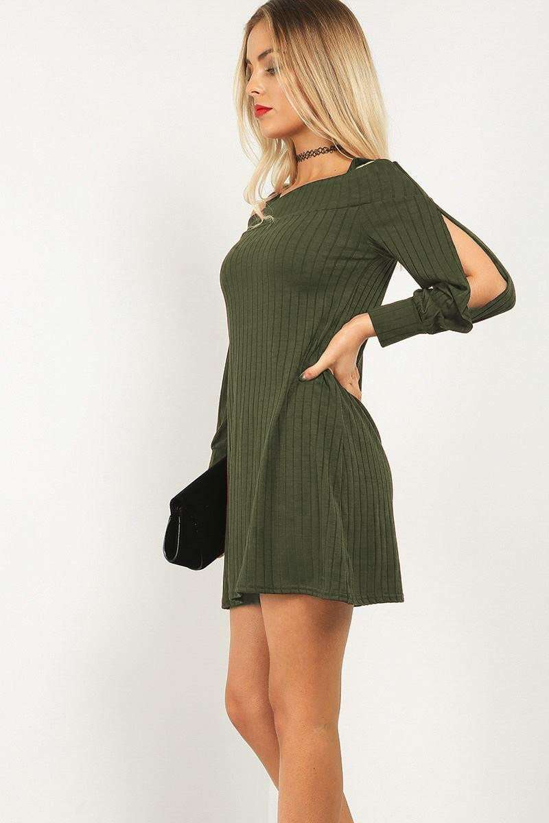 Tarja Off Shoulder Dress - bejealous-com