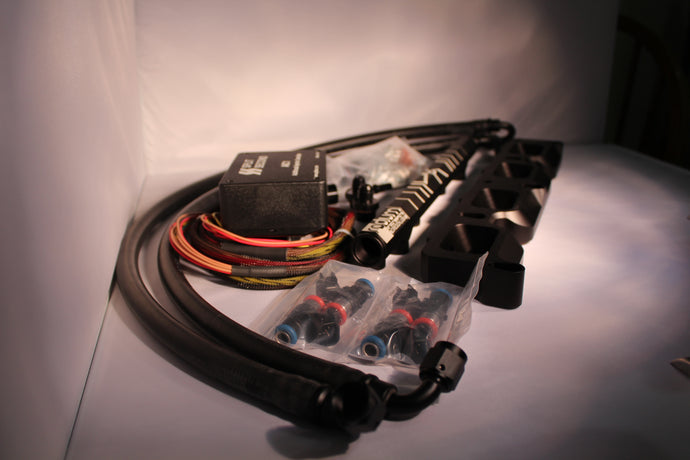 Focus RS/ST Radium Aux Fuel Kit- Complete By DaVinci Performance