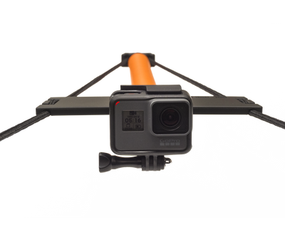 Subwing gopro mount front