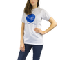 T-shirt with Subwing logo for women