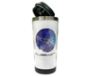 Subwing thermal travel mug open with blue logo
