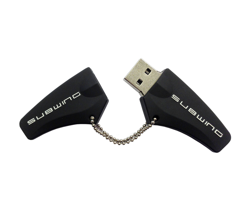 Closed Subwing USB Memory stick