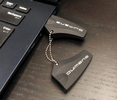 Subwing USB Memory stick mounted in PC