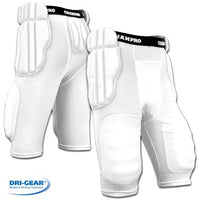 3 PAD GIRDLE INTEGRATED W/ THIGH PAD