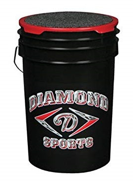 BALL BUCKET BLACK