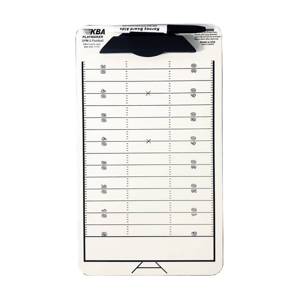 FOOTBALL CLIPBOARD 9X15