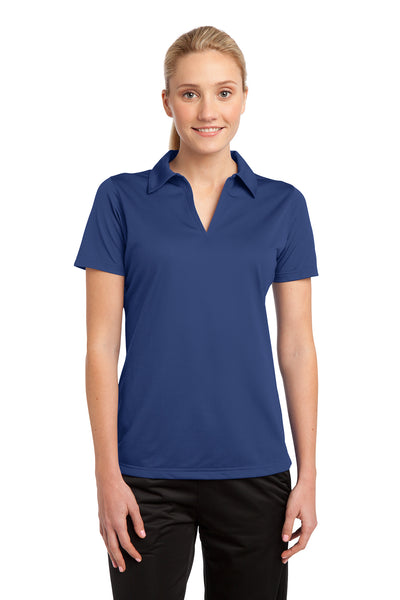 Sport-Tek Ladies Posicharge Active Textured Polo