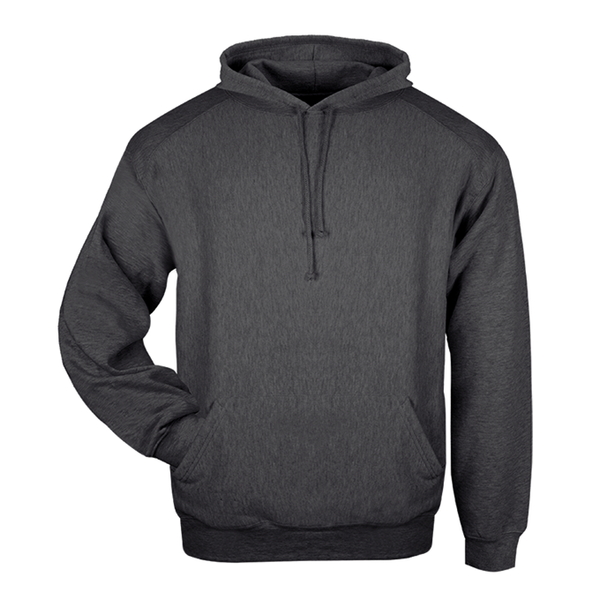 Badger 12 ounce heavy weight hoodie