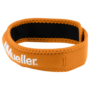 Jumpers Knee Strap Orange