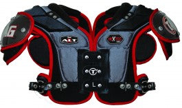 ADULT ALT III HEX-TEC RB/DB/LB SHOULDER PAD