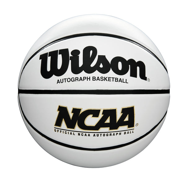 AUTOGRAPH BASKETBALL NCAA