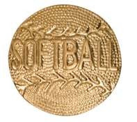SOFTBALL PIN