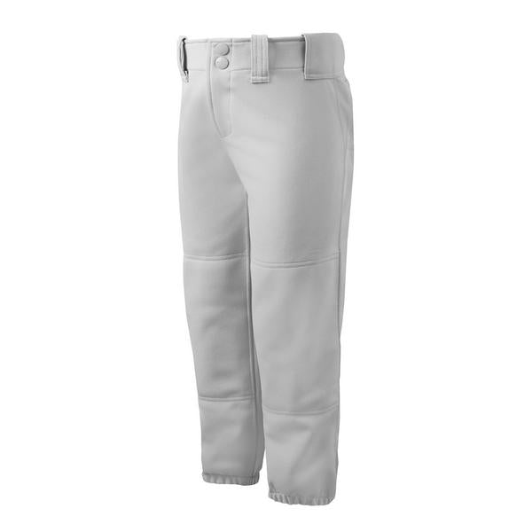 SOFTBALL PANT BELTED GIRLS YOUTH
