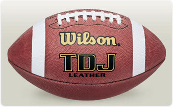TDJ LEATHER FOOTBALL JR