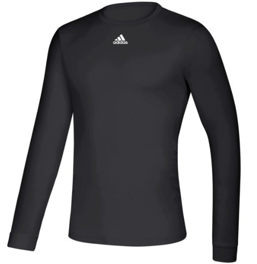 Adidas Creator long sleeve tee - Black/White